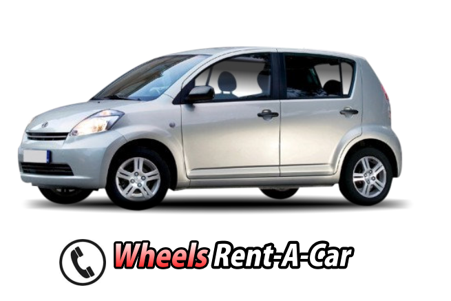 Car Rental Greymouth New Zealand